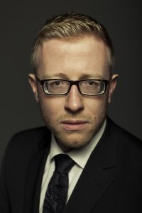 Rechtsanwalt Tim Wullbrandt - Portrait by Ivo Kljuce