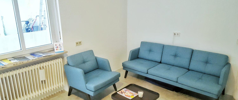 Bürogemeinschaft Heidelberg - Sofa
